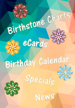 Monthly Birthstones Membership