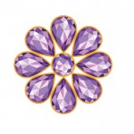February Birthstone Amethyst